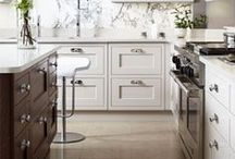 Inspiration for M / modern/traditional/vintage kitchen / by Danielle Chapman