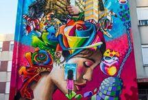 Street Art / The best street art from around the world.