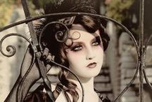The Edwardian Ball Style Guide / Styling ideas and inspiration for the World Famous Edwardian Ball San Francisco.
