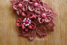 Craft & MaBrooch / Craft DIY Brooch