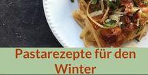 Rezepte: Pasta, Winter