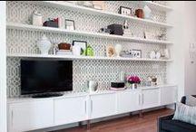 HOME DECOR   Living Room / Ideas for decorating our home including DIY ideas and inspiration!