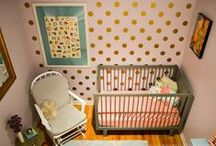 HOME DECOR   Nursery Inspiration / Inspiration for a cozy baby nursery