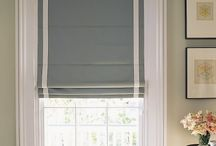 drapes and window treatments