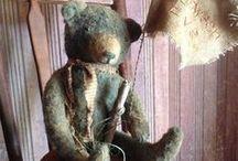 Bears & Dolls / by Candi Fry
