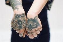 Tattoos & Piercings / by Alyssa Beck