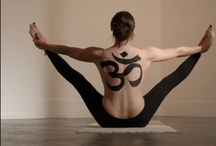 Y o g i / Yoga poses and stretches. Meditation info and methods. / by Kezia Carter Studio