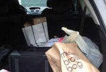 Prep Your Car / My car, my stuff in my car.
