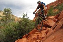 Hit the trails / Mountain biking  / by Jennifer Hartfelder