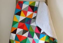 Quilt Love / Modern quilts, quilt blocks and techniques. / by Sew Delicious