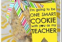 School Days / Teacher Gifts idea, websites for kids and all things school / by Sami Gross