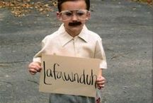 DIY   Halloween Costume Ideas / Halloween costumes for bigs and littles! Ideas and inspiration for a DIY Halloween