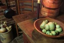 Primitive kitchens and Dining area's!!! / by Candi Fry