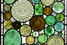 Stained Glass Obsessed / by Erika Motsinger