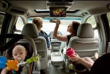 Out and About with the Kids / Tips for Travel and Car Rides / by Sami Gross