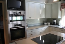 Kitchens & Kitchens....We Love Kitchens! / This board is open to all of our fellow Pinners.  Feel free to post products, designs, trends or pictures of your own Kitchens!