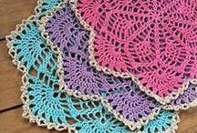 Crochet Doily LOVE! / For the Love of Crochet Doilies!