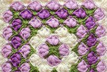 Crochet Squares LOVE! / Crochet Squares and Crochet Blocks! / by thevintagehandbag.etsy.com