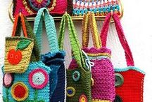Crochet Purse & Handbag LOVE! / Crochet Handbag & Purses Galore!
