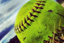 Softball / Pins about the game I love! / by Mandy G☘