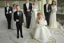 Wedding Cake Toppers / by Lisa Narramore