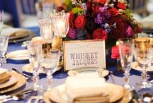 Tablescapes, Centrepieces and Place-Settings / by Lisa Narramore