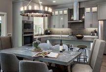 Dream Home: Kitchen/Dining