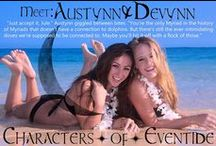 ✧ Kristen Day Books ✧ / Daughters of the Sea Series  http://www.kristendaybooks.com