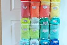 MOTHERHOOD   Cloth Diapering / DIY cloth wipes, cleaning for cloth diapers, DIY ointments, stripping cloth diapers etc.
