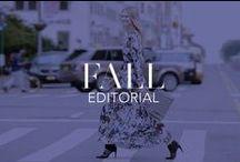 Rebecca Minkoff Fall Editorial 2014 / Rebecca Minkoff Fall Editorial 2014 / by Rebecca Minkoff