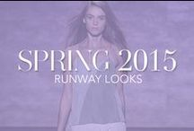 Spring '15 Runway Looks / by Rebecca Minkoff