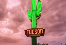 Tucson / Oh how I miss you  / by Courtney Gibson