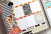 Erin Condren Life Planner / by Cait Blanchette