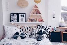 HOME DECOR   Toddler Room Inspiration / Inspiring rooms and decor ideas for toddler and baby rooms
