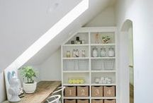 HOME DECOR   Craft Room Inspiration / Ideas for my dream craft room and blog office