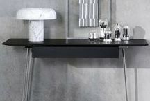 Oak Console Table / Console tables add character and style to any hall or living space