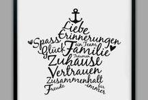 Familienglück - Baby und Kind / Gemeinsam leben, lieben, essen, #Spaß haben und jeden Tag in leuchtende #Kinderaugen schauen, das ist #Familienglück.