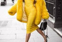 Splash of Colour - Yellow