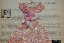 Inspirações / Paper Doll / Dress Form / inspiração