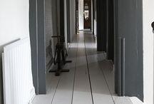 Hallways / by TrendDaily caroline davis
