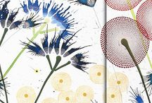 Fabulous fabrics, wonderful wallpapers, funky flooring / by TrendDaily caroline davis