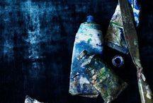 colour me blue / by TrendDaily caroline davis