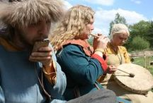 Viking and Fabulous / A love for all things Early Medieval!  / by Amanda Appel