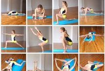 fitness / by Allie Puckett