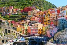 Bella Italia / Beautiful places and sights for the next time you travel to Italy!
