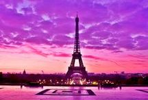 Viva la France / Beautiful places and sights for the next time you travel to France!
