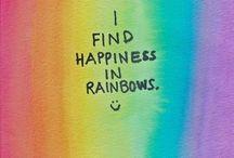 because i love rainbows