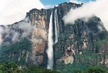 Waterfalls / The world's most beautiful waterfalls