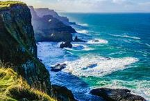 Ireland / Beautiful places and sights in Ireland!