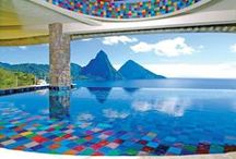 Pools With A View / Incredible pools in breathtaking locations...must see during your travels!